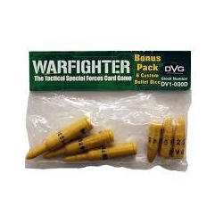 Warfighter - Bonus Bullet Dice