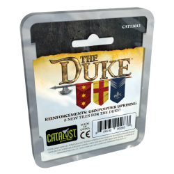 The Duke: Gunpowder Uprising Expansion