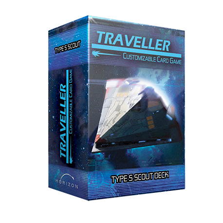 Traveller CCG: Type S Scout Deck