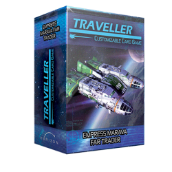 Traveller CCG: Empress Marava Far Trader