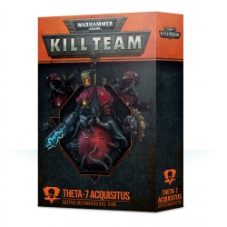 Kill Team: Theta-7 Aquisitus - English