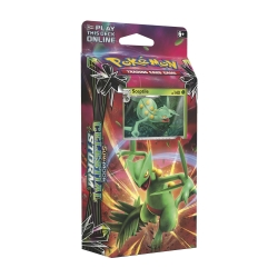 Pokemon TCG: Sun & Moon 7 Celestial Storm Leaf Charge Theme Deck