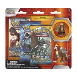 Pokemon TCG: Legendary Beasts Collector's Pin 3-Pack - Entei