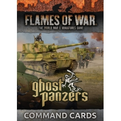 Ghost Panzers Command Cards