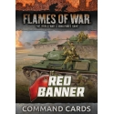 Red Banner Command Cards