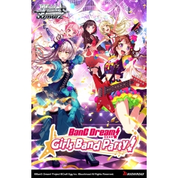 BanG Dream! Girls Band Party! MULTI LIVE: WS Booster Pack