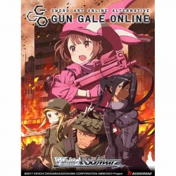 Weiss Schwarz Single Booster Pack: Sword Art Online Alternative: Gun Gale Online