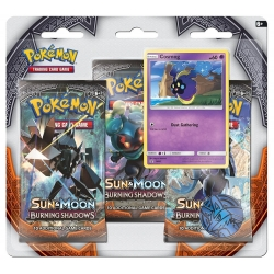 Pokemon TCG: Sun & Moon Burning Shadows Triple Pack Booster