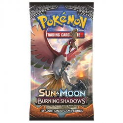 Pokemon TCG: Sun & Moon 3 Burning Shadows Booster Pack