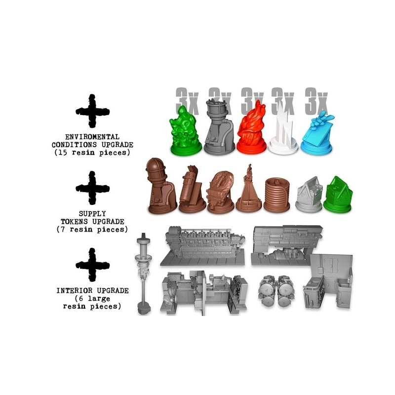 Image result for u-boot miniature resin pack