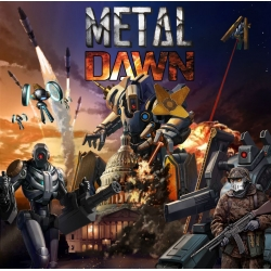 Metal Dawn: Tech-War Deluxe Edition