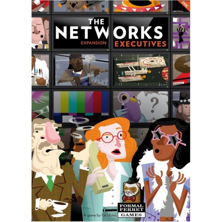 Executives: The Networks Expansion