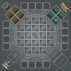 Tiny Epic Mechs Play Mat