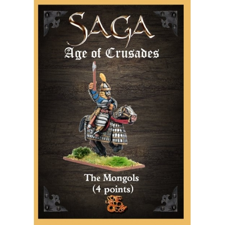 The Mongols Starter Warband (4 Points)