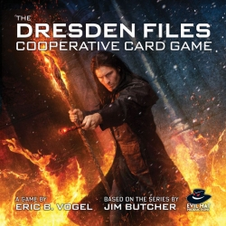 The Dresden Files (Co-op Card Game)