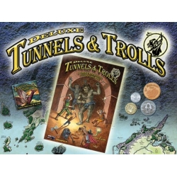 Deluxe Tunnels & Trolls Hardcover