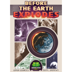 Before the Earth Explodes (Boxed Card Game)