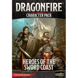 Dragonfire Heroes of the Sword Coast (Character Pack 1)