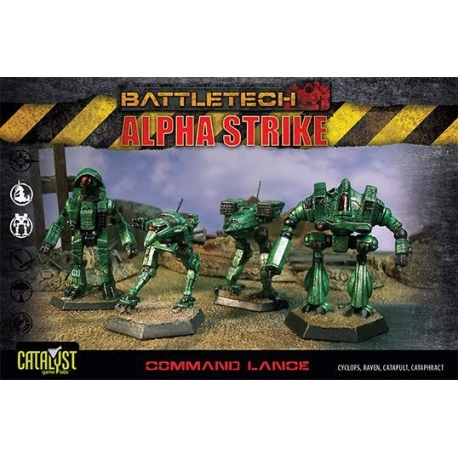BattleTech Command Lance Pack