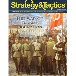 Strategy & Tactics Issue No.309 The War of Turkish Liberation