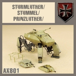 Sturmluther / Stummel / Prinzluther