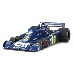 Tyrrell P34 1976 Japan GP with Etch Parts