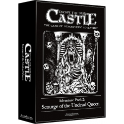 Adventure Pack 2: Scourge of the Undead Queen: Escape the Dark Castle Exp.