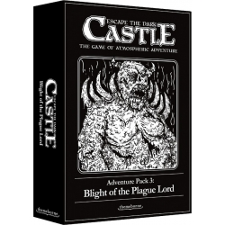 Adventure Pack 3: Blight of the Plague lord: Escape the Dark Castle Exp.