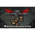 Wrath & Glory Tokens (Wrath, Ruin, and Glory Poker Chips)