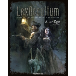 LexOccultum RPG: Alter Ego Player's Handbook