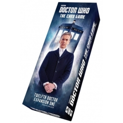Doctor Who Card Game: Twelfth Doctor Expansion One