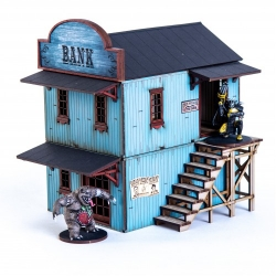 32mm American Legends Main Street Building 2