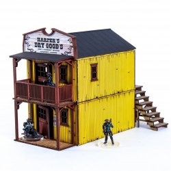 32mm American Legends Main Street Building 3