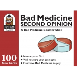Bad Medicine: Second Opinion Exp