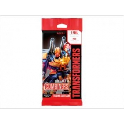 Transformers Trading Card Game 2 Rise of the Combiners: Single Booster Pack