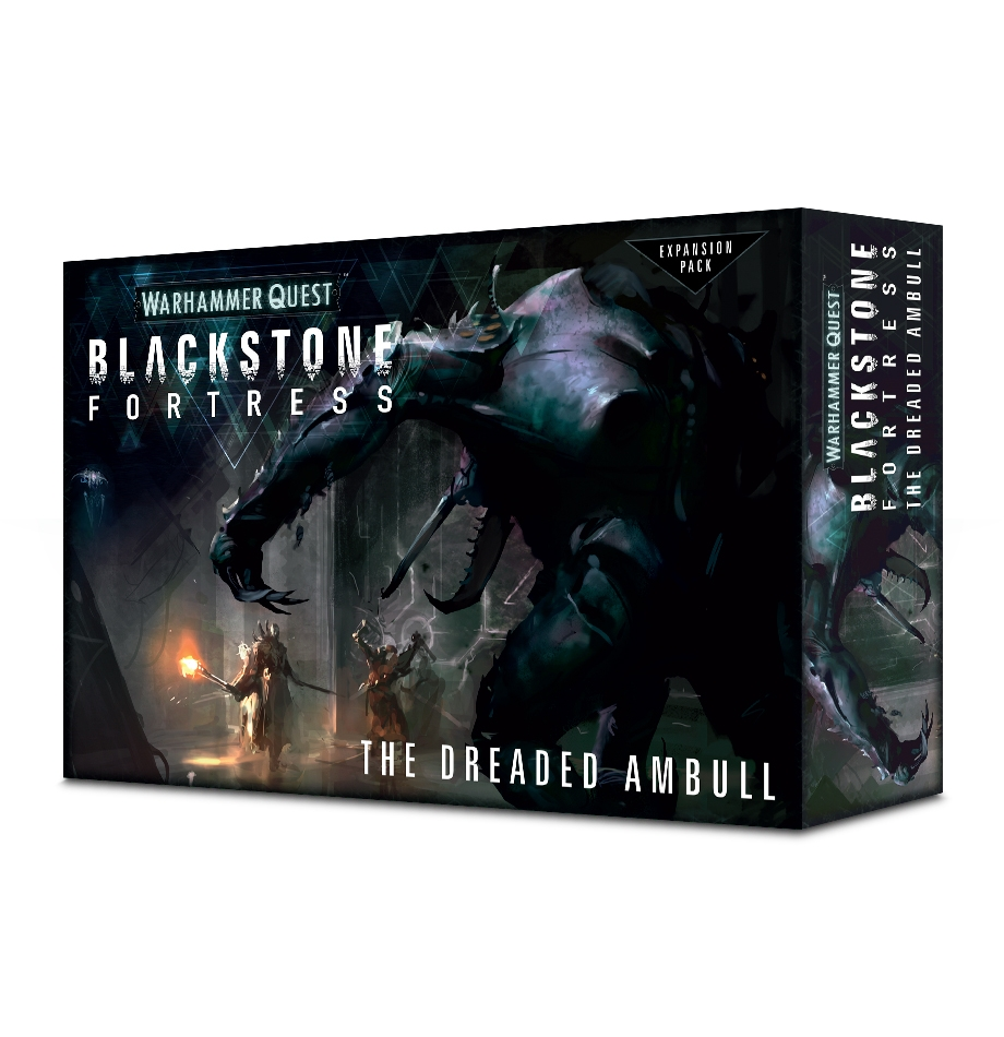 Warhammer Quest: Blackstone Fortress - English - Wayland Games