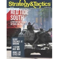 Strategy & Tactics Issue 315: Red Tide South
