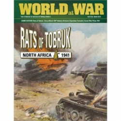 World at War Issue 64: Rats of Tobruk