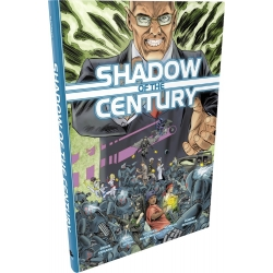 Shadow of the Century: Fate Core RPG