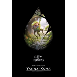 City of Kings: Character Pack 1 Yanna & Kuma