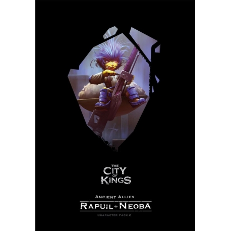 City of Kings: Character Pack 2 Rapui & Neoba
