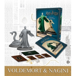 Lord Voldemort & Nagini - English