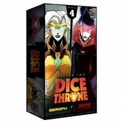 Dice Throne Season Two Box 4: Vampire Lord vs. Seraph
