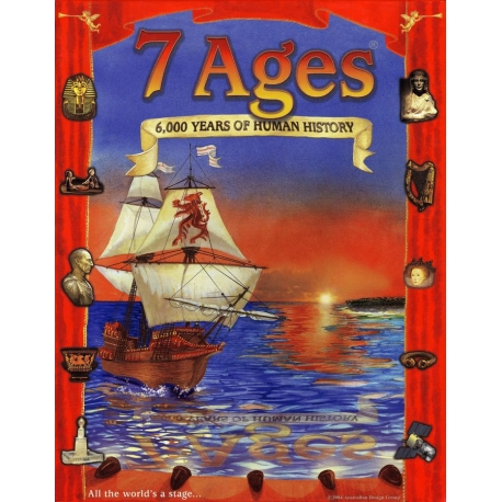 7 Ages: 6000 Years of Human History Game