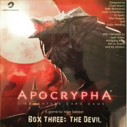 Apocrypha: The Devil Exp