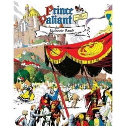 Prince Valiant RPG Episode Book