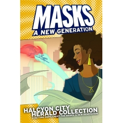 Masks: Halcyon City Herald Collection