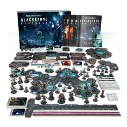 Warhammer Quest: Blackstone Fortress - German