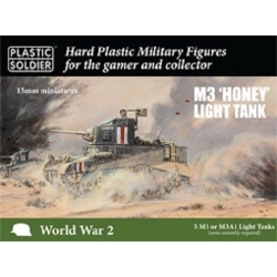 15mm M3 Stuart Honey