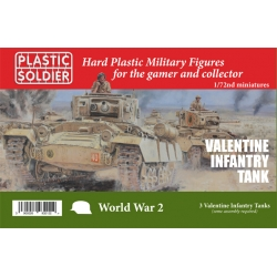 1/72nd British Valentine Tank